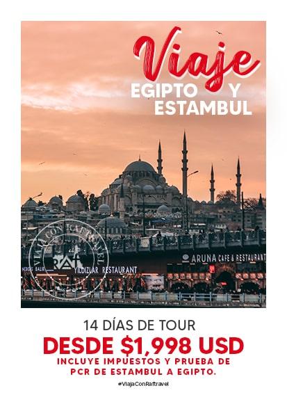 Egipto-y-Estambul