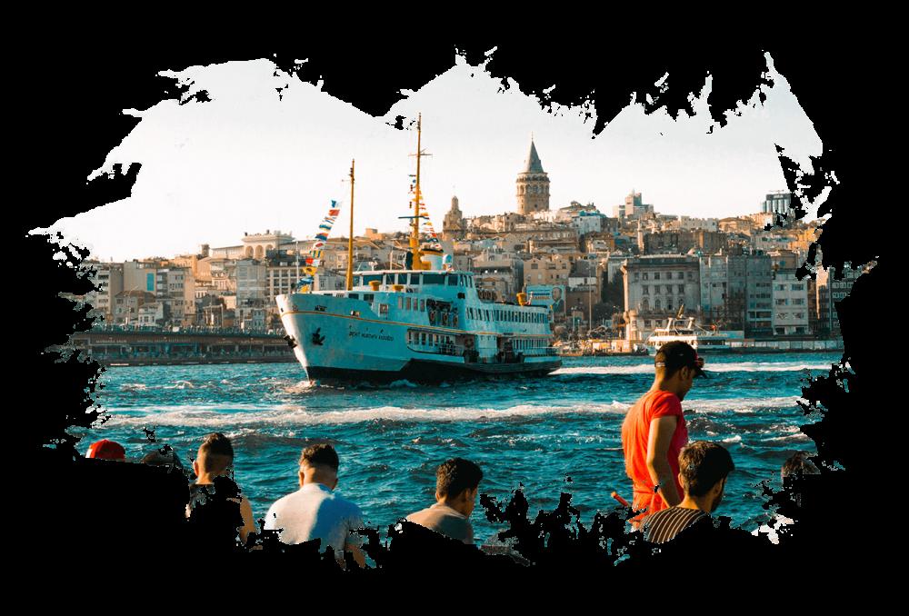 Raftravel-Turquía con Islas Griegas en Crucero de 03 Noches